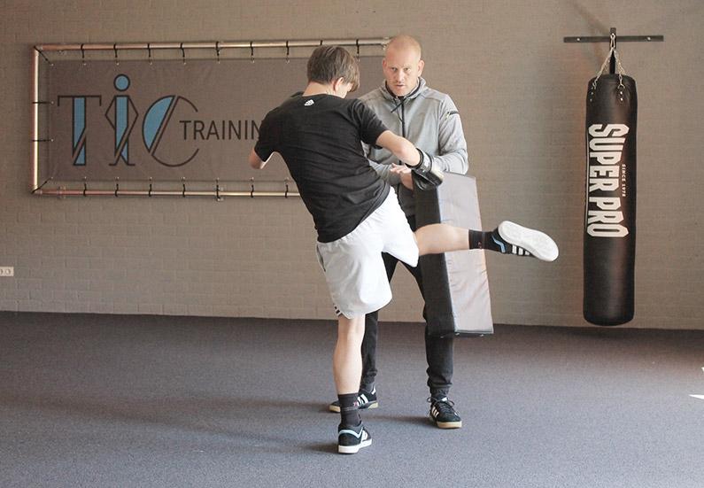Training op Maat - TIC